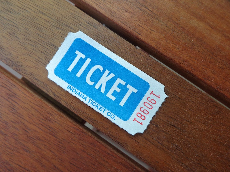ticket-loterie