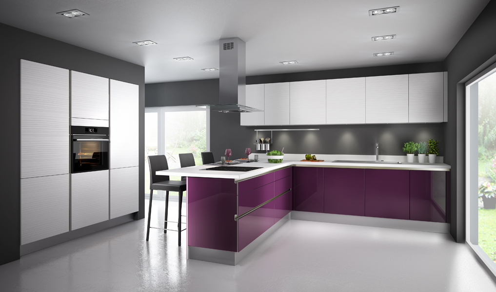 les meilleures astuces pour d corer la cuisine chez bru. Black Bedroom Furniture Sets. Home Design Ideas